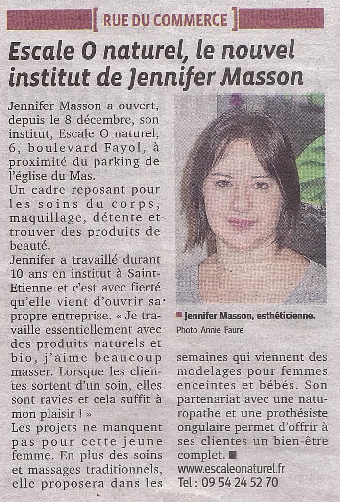 ARTICLE DE PRESSE DU 24.12.2014