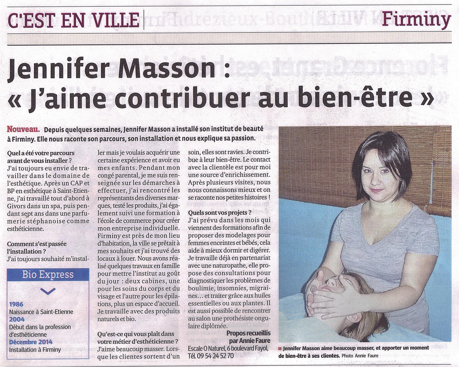 MASSON JENNIFER